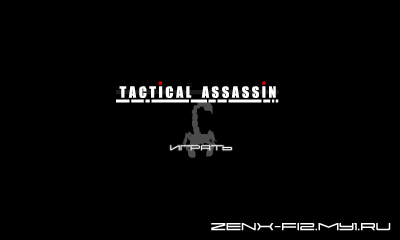 Tactical Assassin (eng) | Игры для Zen X-Fi 2